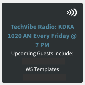 TechVibe Radio Interview with Founder Dave Oshlag